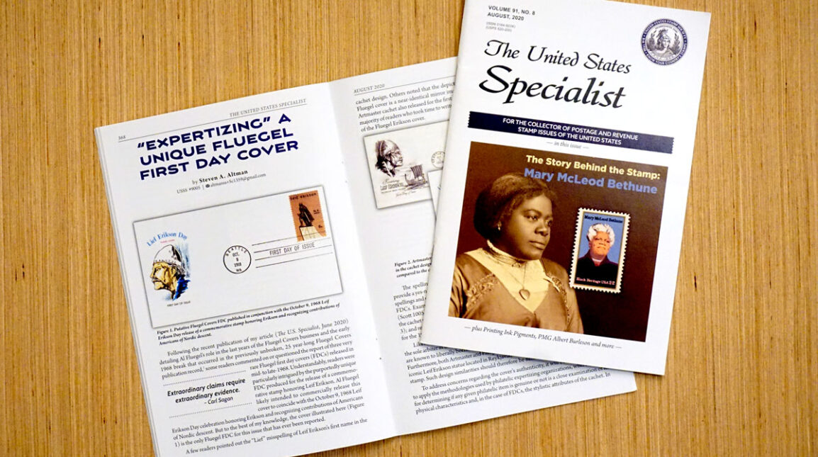The Unite States Specialist - journal of the USSS