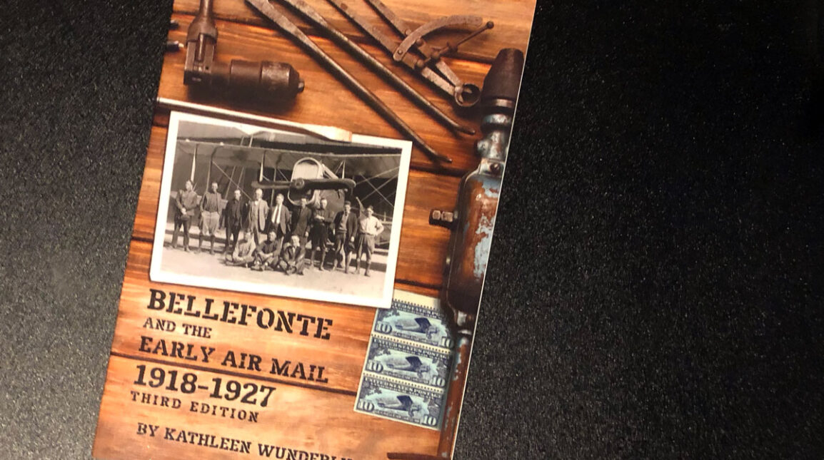 Bellefonte Airmail by Kitty Wunderly