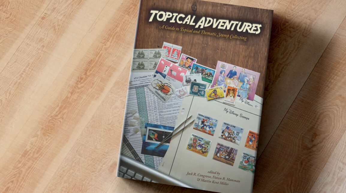 The Cover of ATA's Topical Adventures